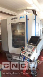 Vertical Machining Centre MIKRON VCP 600