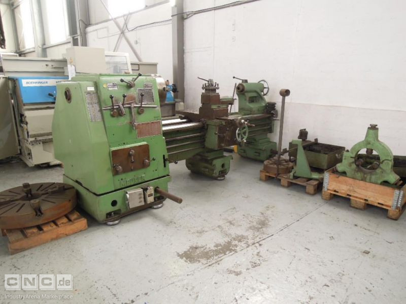 Center Lathe MEUSER M IV L