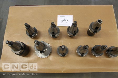 Lot of ISO40 Holders -