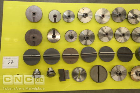 Lot of punching tools -