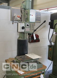 Bench Drill and Milling Machine KNUTH K 30