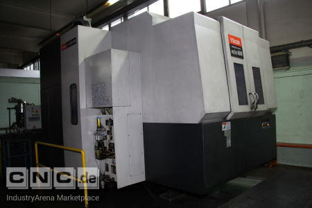 Horizontal Machining Centre MAZAK HC Nexus 6000