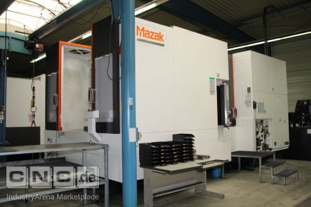 Horizontal Machining Centre MAZAK HC Nexus 8800 II