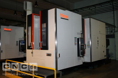 Horizontal Machining Centre MAZAK HC Nexus 6000 II