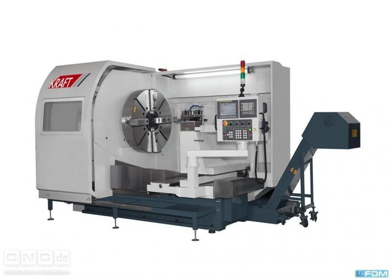 Facing Lathe KRAFT FBN-1500 | FBN-2000 | FBN-2500 | FBN-3000