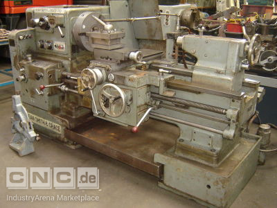Gap Bed Centre Lathe DEAN SMITH AND GRACE 2112