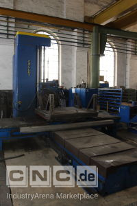 Boring Mill COLLET BFf 115