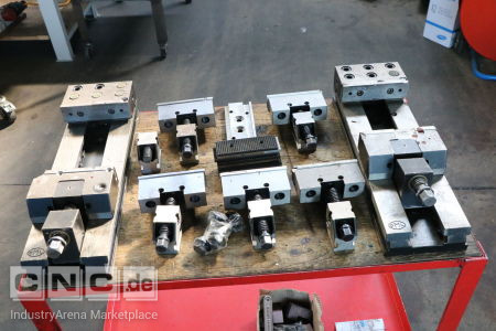 Machine Vice / Accessories (suitable for Lot 10 an -