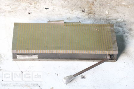 Magnetic Clamping Table (suitable for lot 5) WALKER HAGOU 20