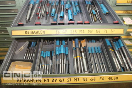 Lot of Reamers -
