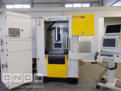 Vertical High-Speed Machining Centre INGERSOLL OPS 600