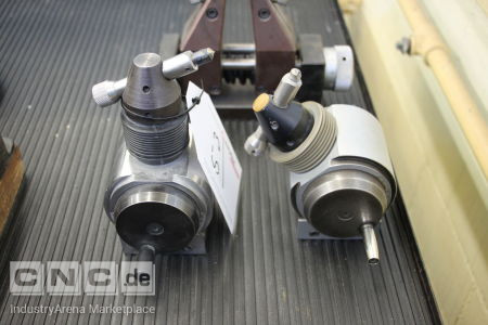 Lot of Grinding Machine Accessories -