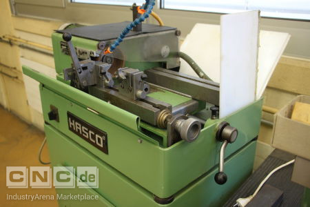 Ejector Length Grinding Device HASCO H 190