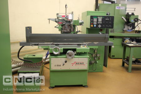 High-Precision Surface and Profile Grinding Machin JUNG JF 525