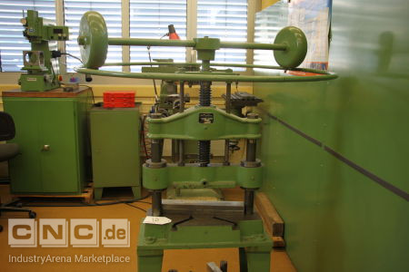 Manual Spindle Press AGEO SP 16/410