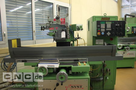 High-Precision Surface and Profile Grinding Machin JUNG JF 520