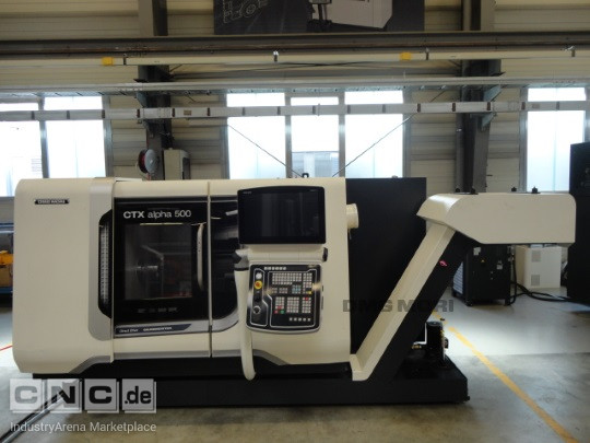 CTX alpha 500 (Reference-Nr. 071167)
