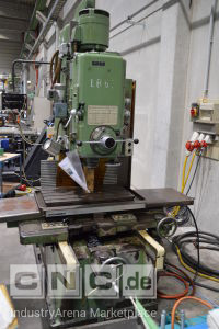 Jig Boring Machine Vertical ABA VLP 600