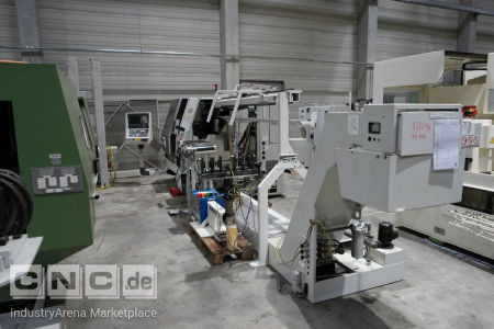 CNC Lathe INDEX G 200