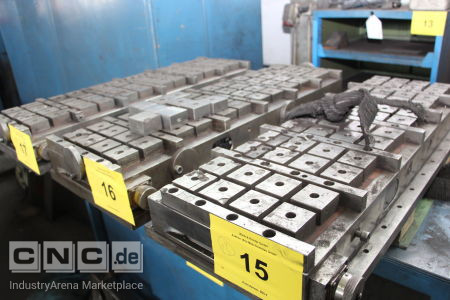 Lot of Magnet Clamping Tables -