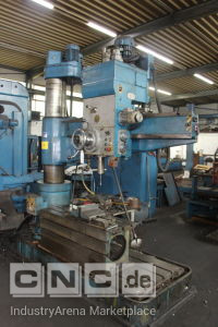 Radial Drilling Machine STANKO 2 A 554