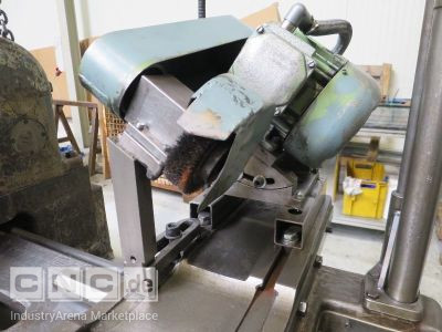 Support grinding machine -