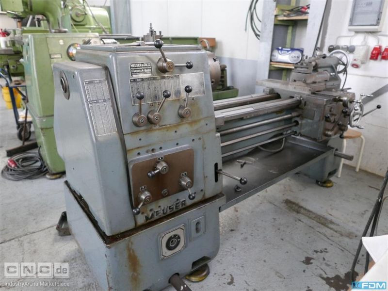 Center Lathe MEUSER M 1 L
