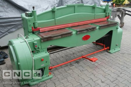 Mechanische Tafelschere THOMAS MS D25III