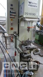 Hydraulic Workshop Press WINTER MTP 12