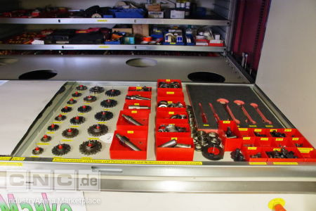 Lot of Screw-On Cutters + Holders -