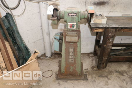Double Grinder Bench MAPE 204