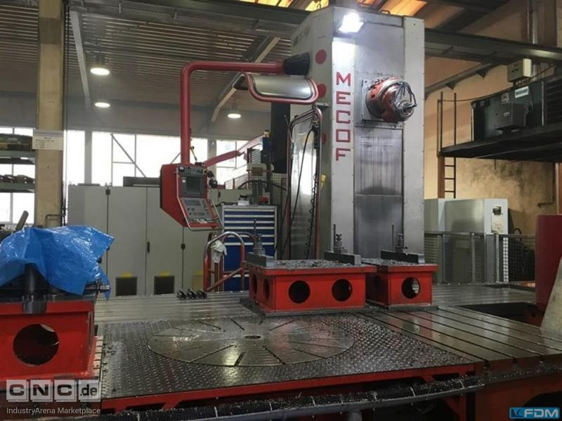 Travelling column milling machine Mecof CS 500
