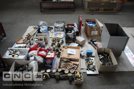 Lot of Welding Accessories -