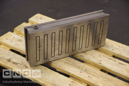 Magnetic Clamping Plate -