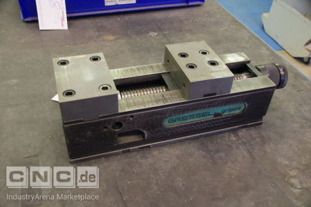 Machine Vice GRESSEL GRIPOS