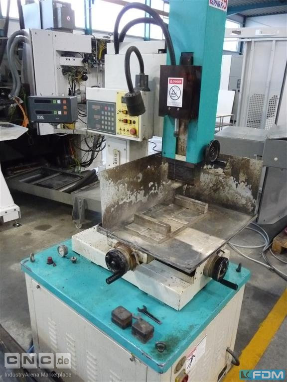 Cavity Sinking EDM - Machine KING SPARK D 33 F