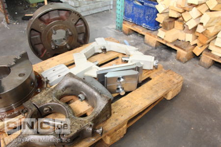 Lot of Lathe Accessories -