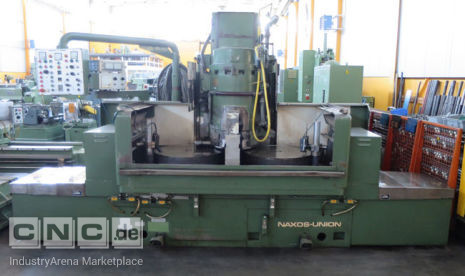 Rotary Table Surface Grinding Machine with Accesso NAXOS - UNION FRR 750