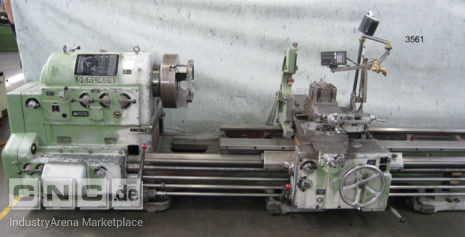 Center Lathe with Accessories OERLIKON DM4 a