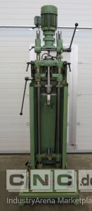 Centering and Cutting Machine BAIER ZPL 60