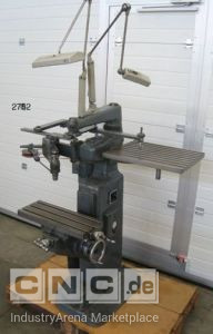 Engraving Machine with Accessories KUHLMANN GM 1/1