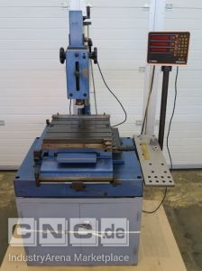 Measuring Machine including Cabinet with Contents TESA Validator 10