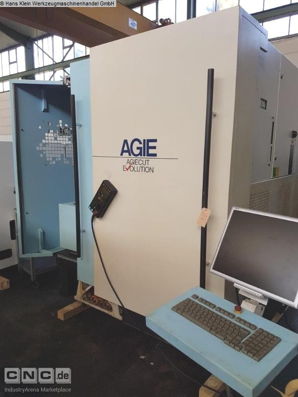 AGIE AGIECUT EVOLUTION 2
