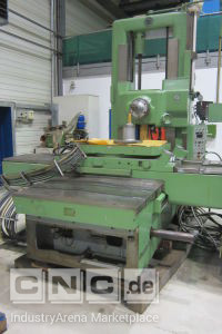 Table Type Boring and Milling Machine DIXI F 310 Y