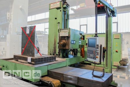 Table Type Boring and Milling Machine UNION BFKF 110