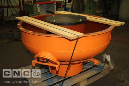 Trough for Vibratory Grinding -