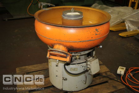 VICTOR GYGER Round Trough Vibrator/Rotofinishing S VICTOR GYGER