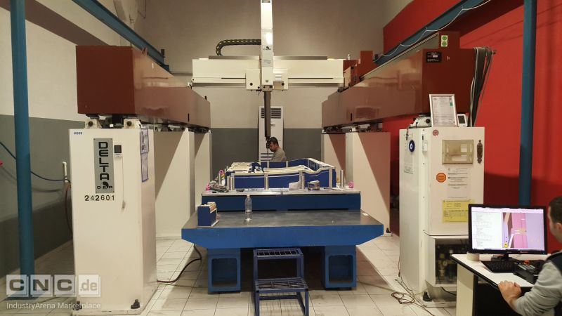 Coordinate Measuring Machine DEA DELTA 3408
