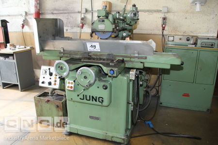 JUNG Surface Grinding Machine JUNG