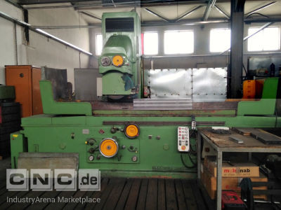Surface Grinder ZOCCA RPA 1500